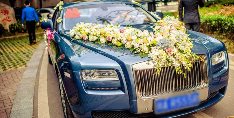 """从花轿到豪车,简单盘点各个年代的""""婚车"""""""